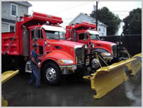 Sarris Snow Removal - Commercial & Industrial Snow Removal Services in Waltham, Massachusetts