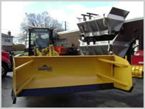 Commercial Snow Removal by Sarris Snow Removal, Waltham, MA