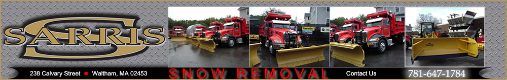 Commercial Snow Removal - Waltham, MA